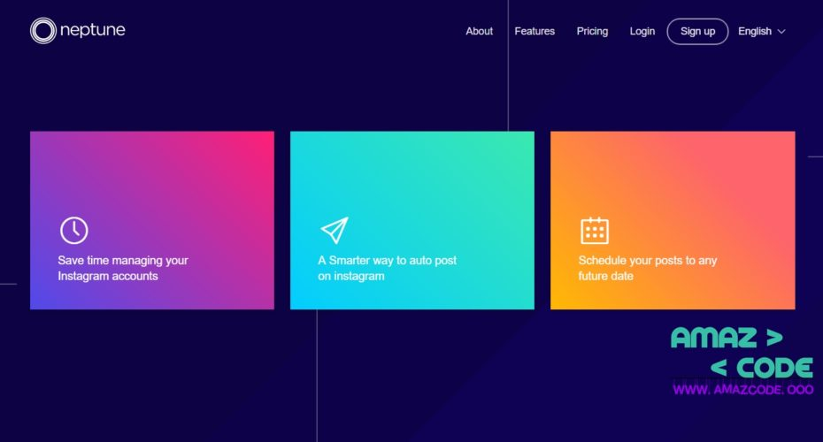 NepTune – NextPost Instagram Skin Nulled Download