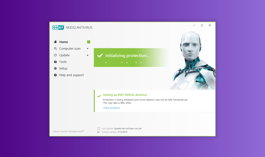 eset nod32 antivirus 9 license key june 2018
