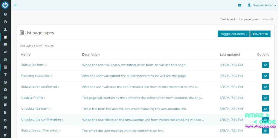 MailWizz V1.6.3 NULLED