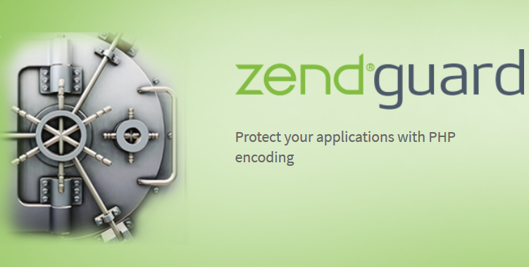 Zend Guard V7.0.0 Cracked - PHP Encode and Obfuscation Solution