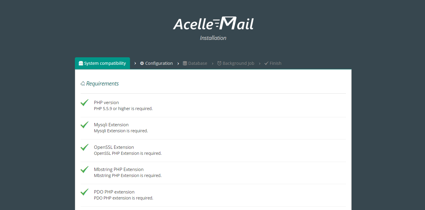 Email Marketing Web Application