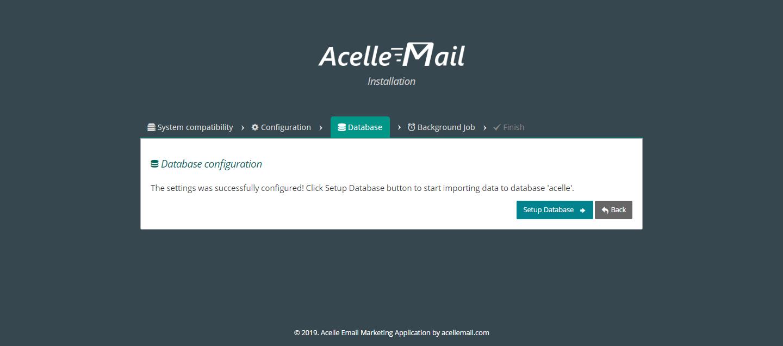 Acelle Email V3.0.20 Nulled