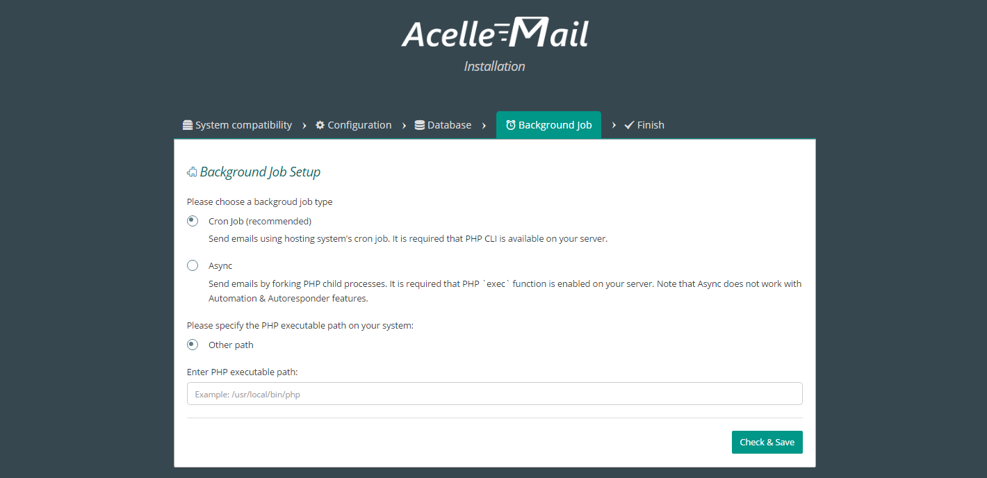 Acelle Email