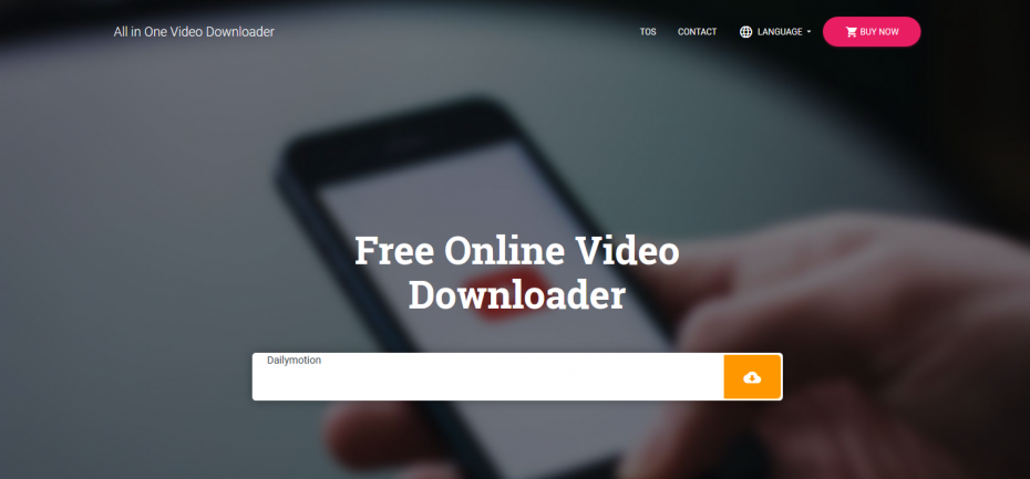 All in One Video Downloader v1.4 Nulled