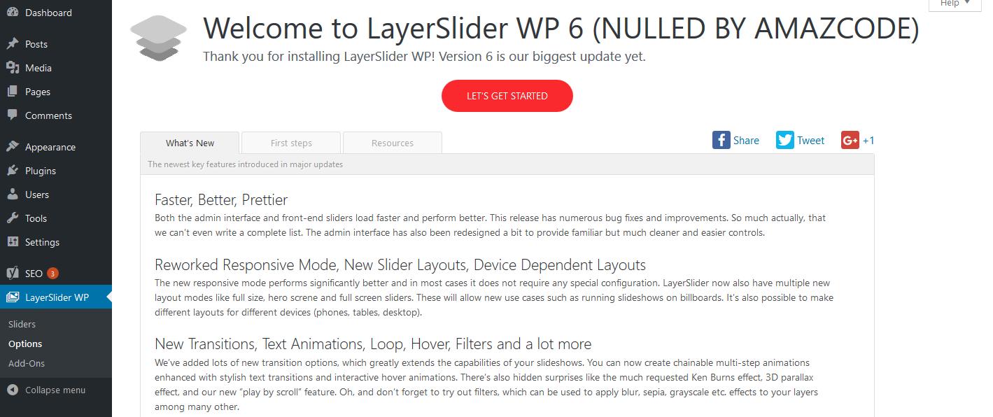 LayerSlider v6.8.2 Nulled - LayerSlider Nulled Free Download