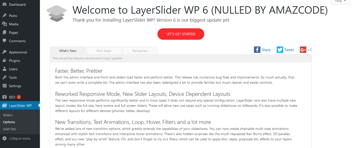 LayerSlider v6 8 2 Nulled - LayerSlider Nulled Free Download
