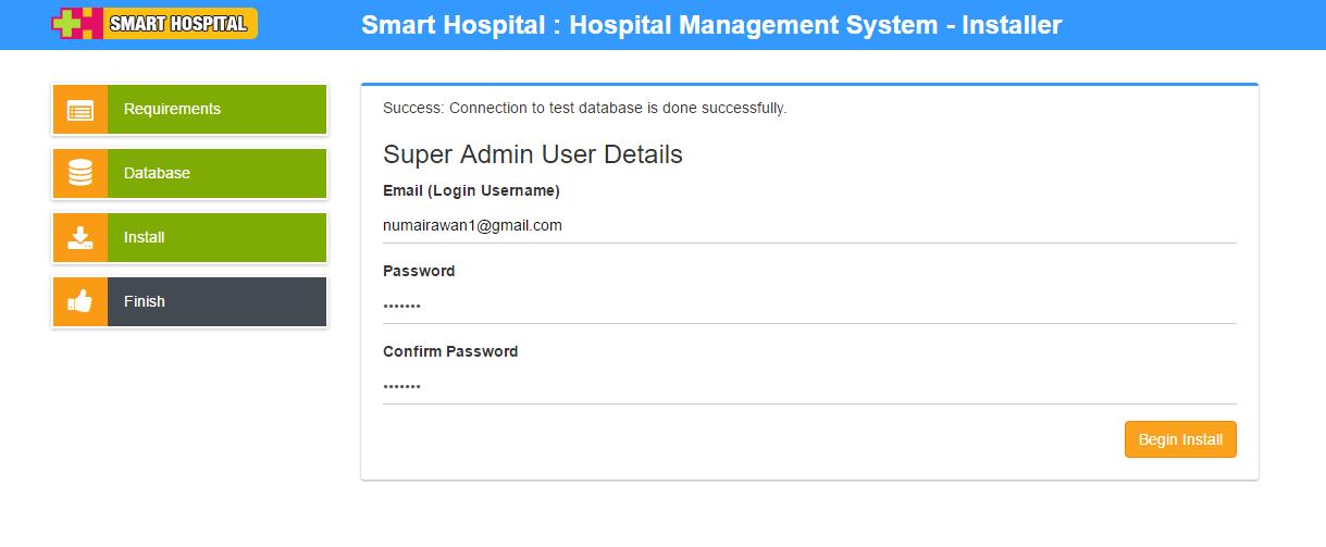 Smart Hospital v2.1 Nulled - Hospital Management System