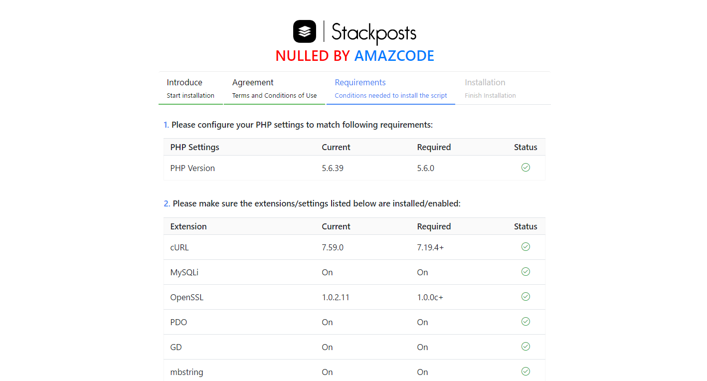 Stackposts V4 4 Nulled - Stackposts 4 4 Nulled Free Download