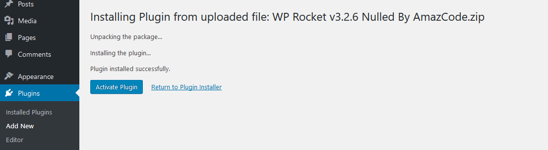 WP Rocket v3.2.6 Nulled - WP Rocket Nulled Free Download