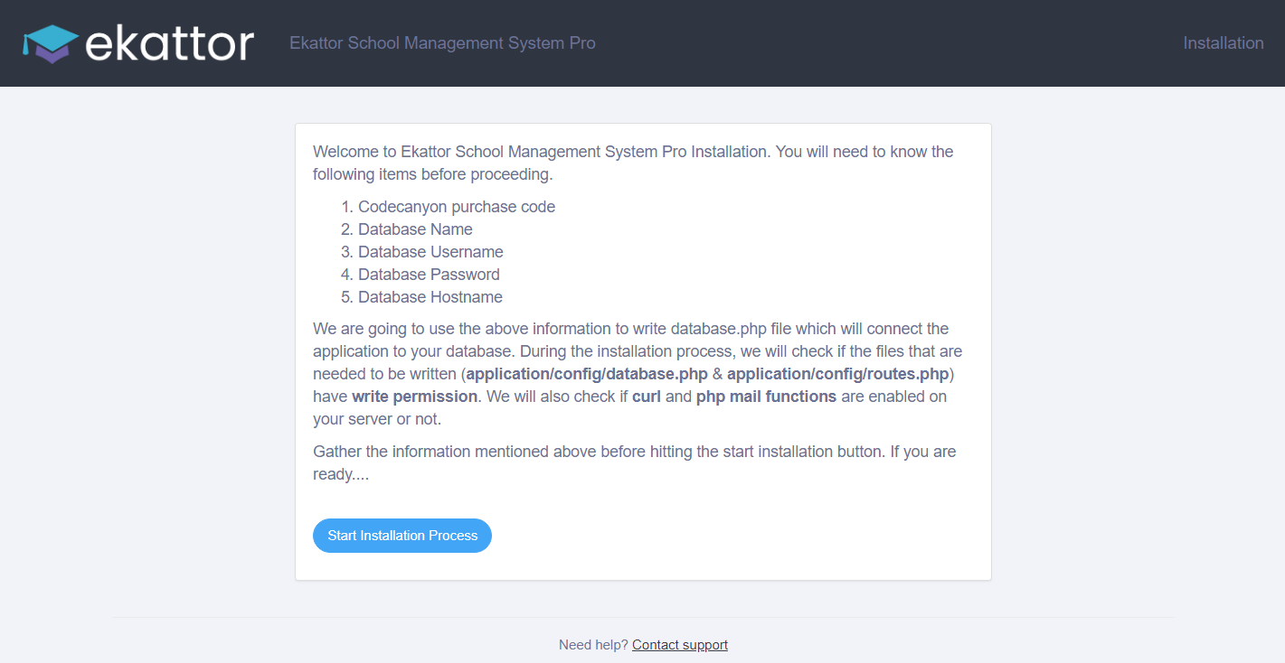 Ekattor School Management System V6 2 Nulled – School Management
