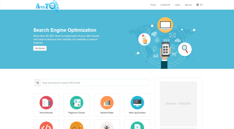 AtoZ SEO Tools V2.5 Nulled
