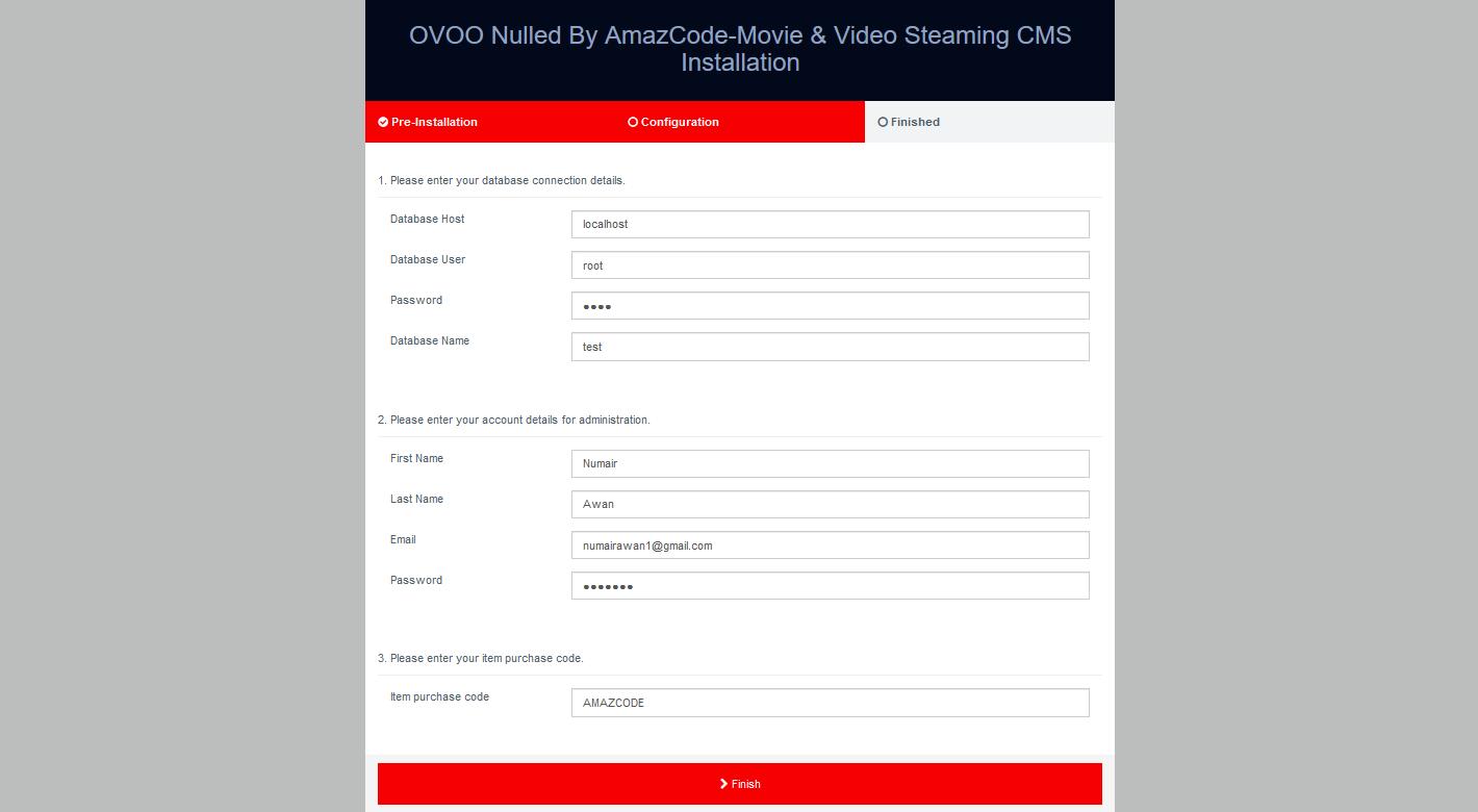 OVOO V3.0.6 Nulled