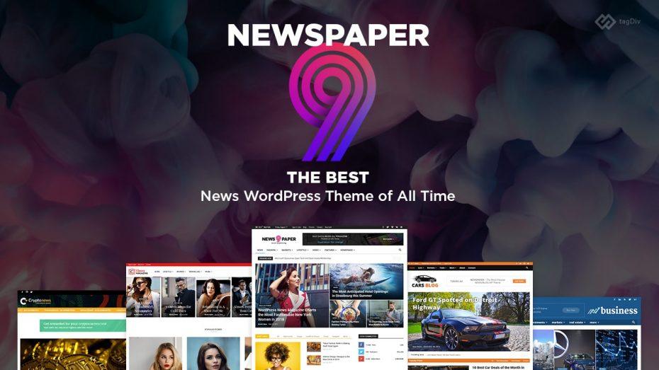 Newspaper v9.8 Nulled