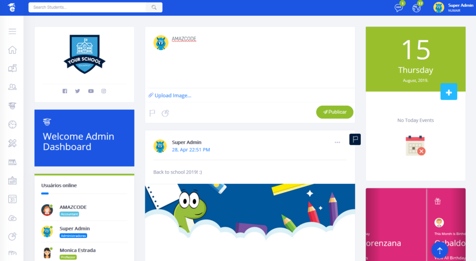 EduAppGT Pro v6.0 Nulled – School Management System
