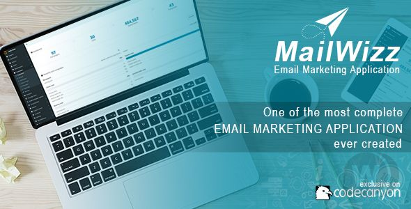 MailWizz v1.8.5 Nulled – Script For The Email Newsletter Service
