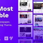 JNews v5.2.0 Nulled Theme - Nulled WordPress News Template