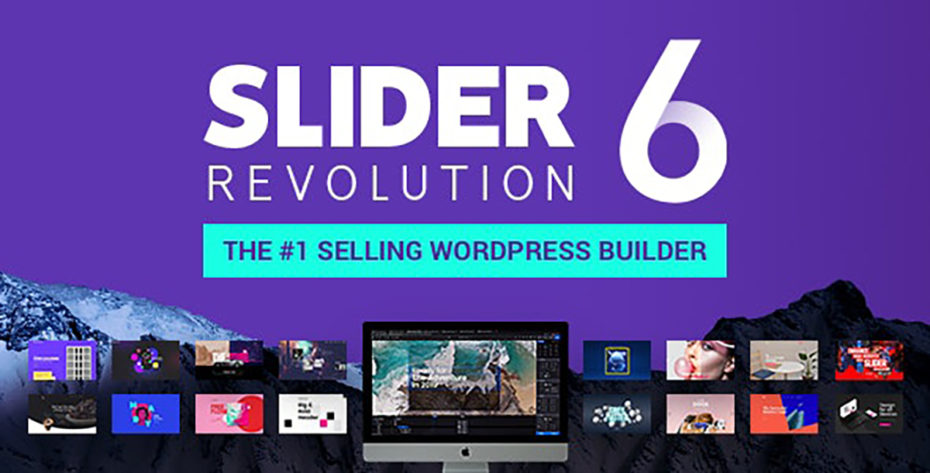 Slider Revolution WordPress v6.1.3 Nulled