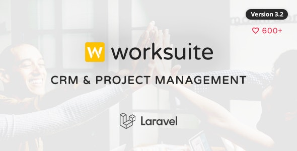 WORKSUITE v3.2.2 Nulled – Project Management System