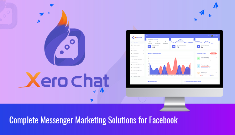 XeroChat v1.2 Nulled – XeroChat Marketing Bot for Facebook