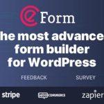 eForm v4.11.1 Nulled - WordPress Form Builder