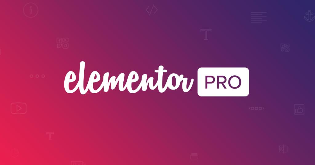 Elementor Pro v2.9.3 Nulled