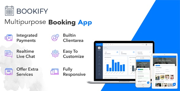 Bookify v1.4 Nulled