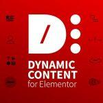 Dynamic Content for Elementor v1.7.1 - Widgets for Elementor