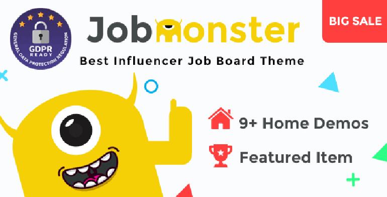 Jobmonster v4.6.0.2 Nulled
