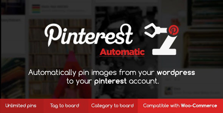 Pinterest Automatic v4.14.0 Nulled