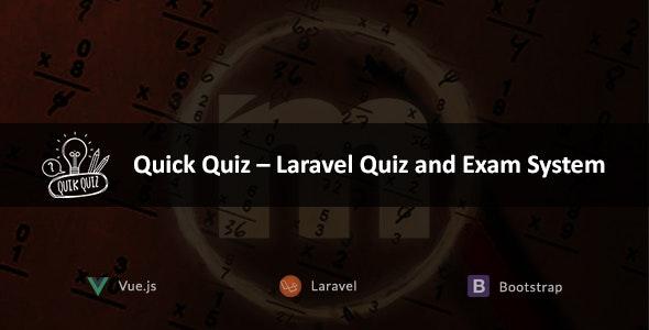 Quick Quiz v2.2 Nulled