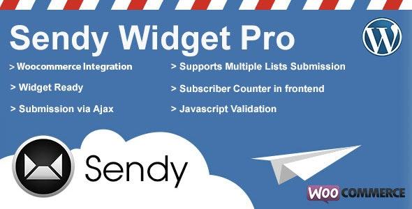 Sendy Widget Pro v3.4.3