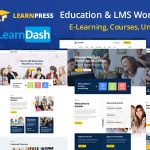 Edubin v3.0.8 - Education LMS WordPress Theme