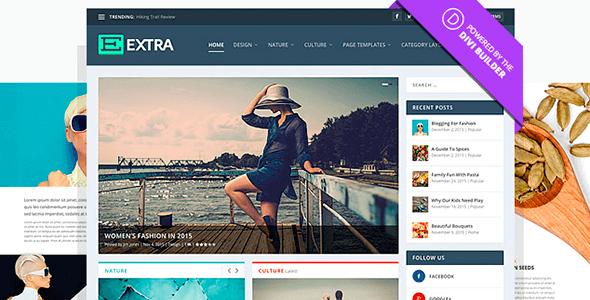 Extra Theme v4.0.9
