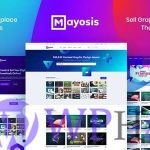 Mayosis v2.7.0 - Digital Marketplace WordPress Theme