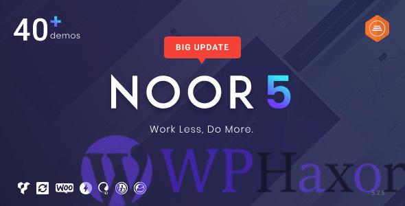 Noor v5.3.7 Nulled