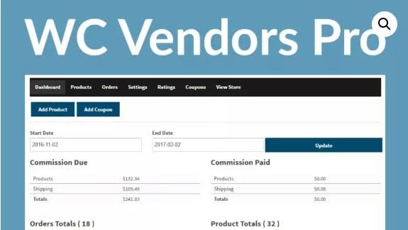 WC Vendors Pro v1.7.2