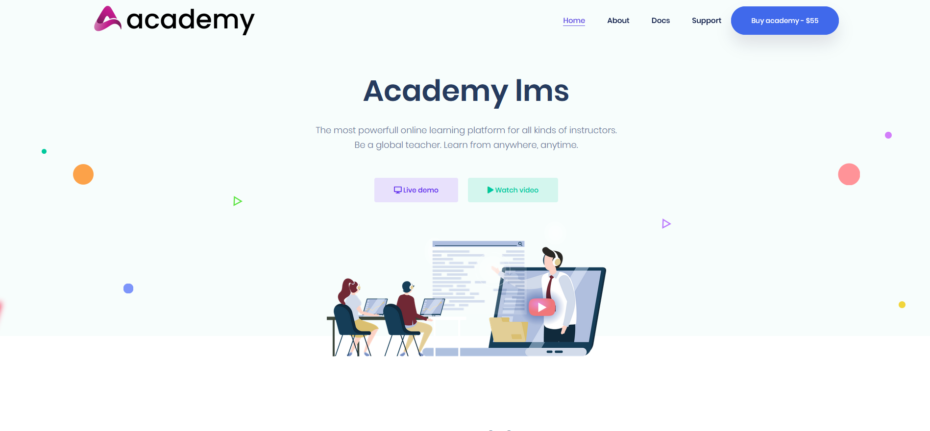 Academy v3.3 Nulled