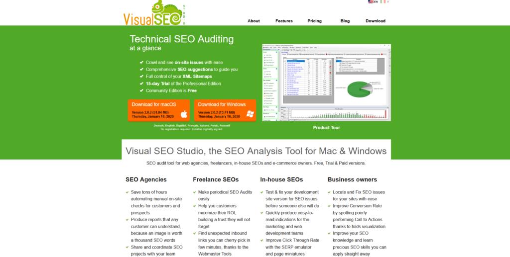 Visual SEO Studio v2.0.2.3 Cracked