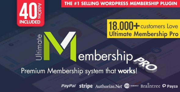 Ultimate Membership Pro v8.8.0 Nulled
