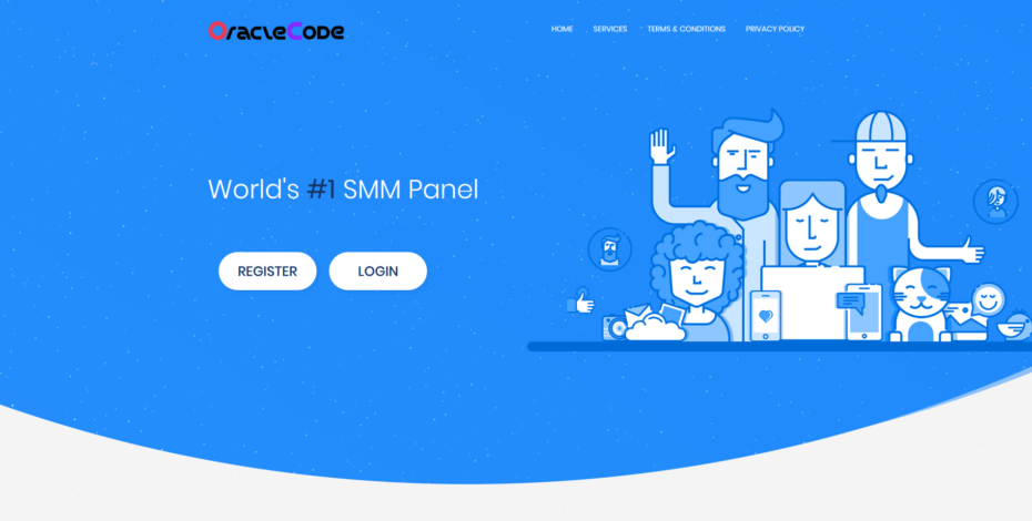 TheSocialGrowth v1.1 Nulled - SMM Panel Script Nulled