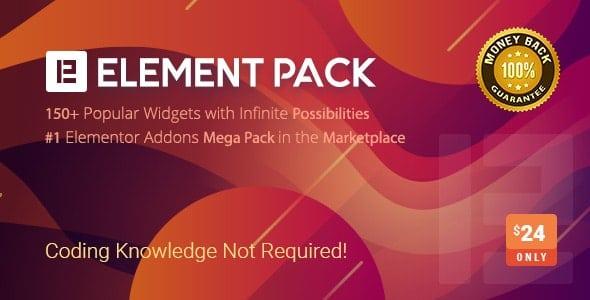 Element Pack v5.2.0 Nulled