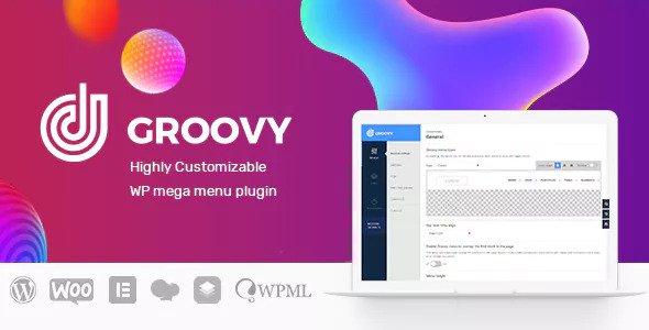 Groovy Mega Menu v2.0.8 Nulled