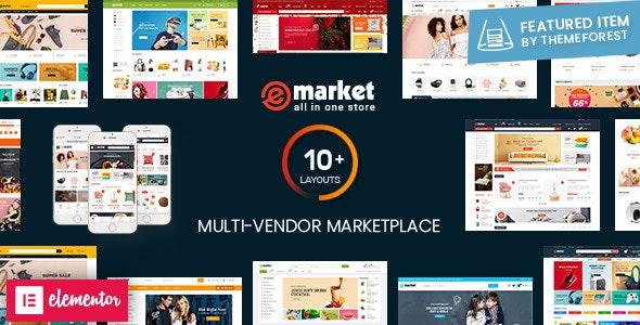 eMarket v2.3.0 Nulled
