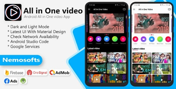 All In One Videos Apps Nulled Free Download Amazcode