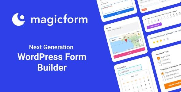 MagicForm v1.0.8 Nulled