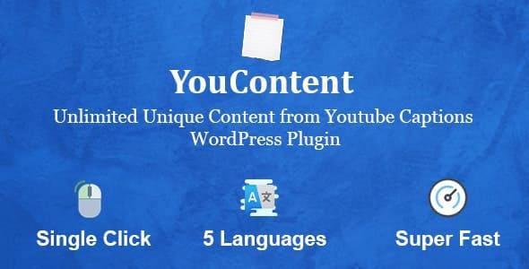 YouContent v1.0