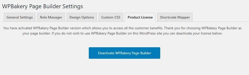WPBakery Page Builder v6.4.1 Nulled