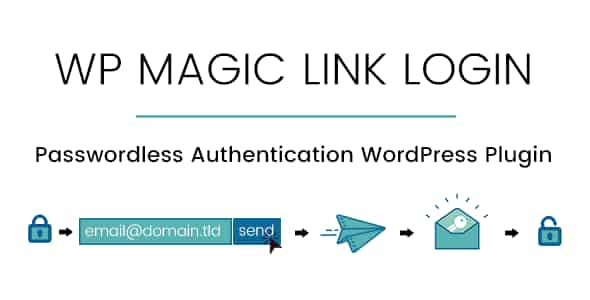 WP Magic Link Login v1.5.6