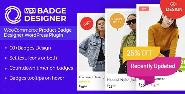 Woo Badge Designer v3.0.2