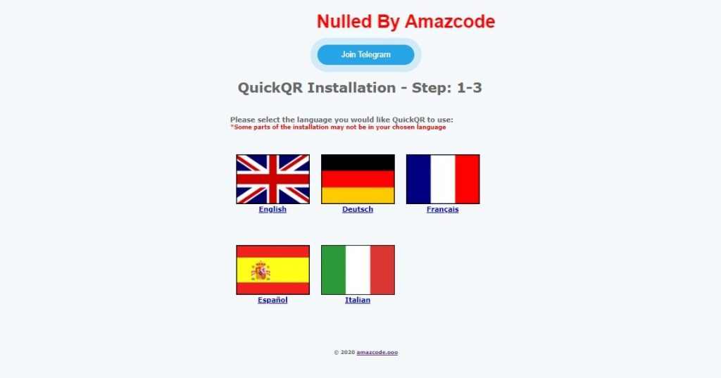 QuickQR Nulled